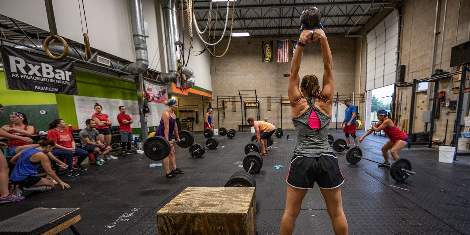 About crossfit woodbury